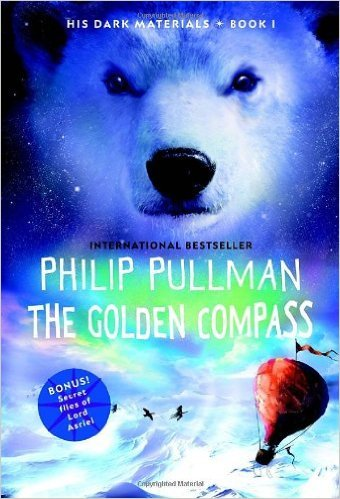 The Golden Compass by Philip Pullman | Children's Fantasy Books with Strong Heroines