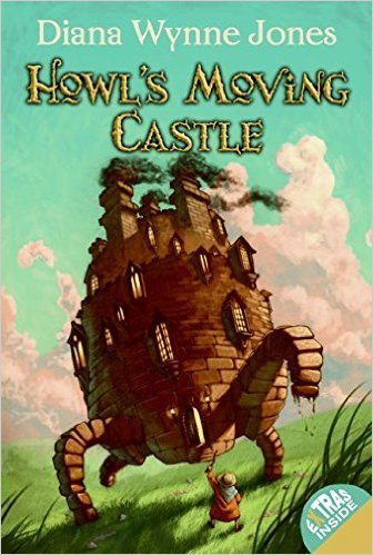 Howl's Moving Castle by Diana Wynne Jones | Children's Fantasy Books with Strong Heroines