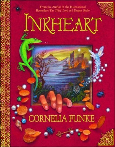 Inkheart by Cornelia Funke | Children's Fantasy Books with Strong Heroines