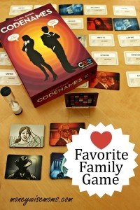 Codenames Game   See why it's our current favorite family game Perfect for groups & parties!