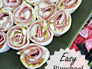 Easy Pinwheel Appetizers