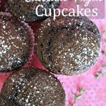 Chocolate Thyme Cupcakes