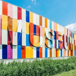 Colorful Museum