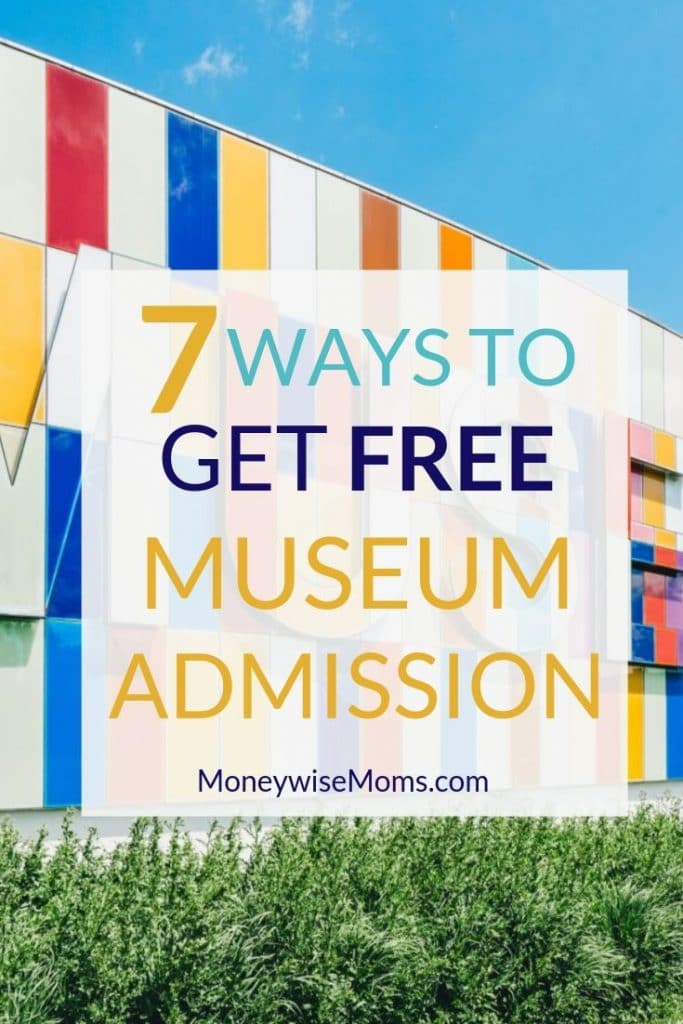 Free Museum Admission for Families