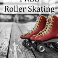 Free Roller Skating: Summer 2016
