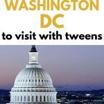 Free places to visit in Washington DC with tweens