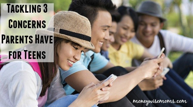 Tackling 3 Concerns Parents Have for Teens - advice for parents about youth safety