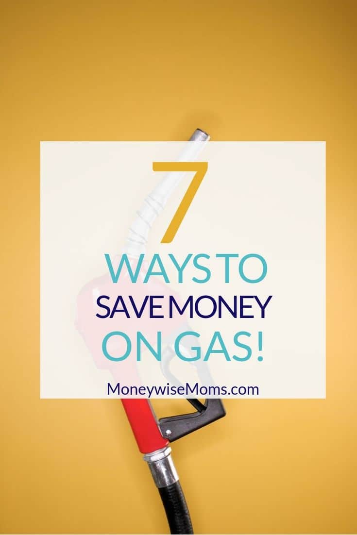 Stick to your monthly budget when you save money on gas.
