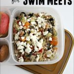 Swim Meet Dinners {Packable Meals}