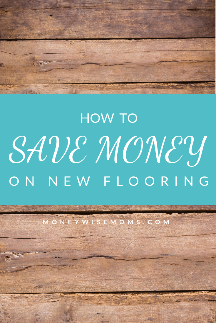 Ways to save money on new floors