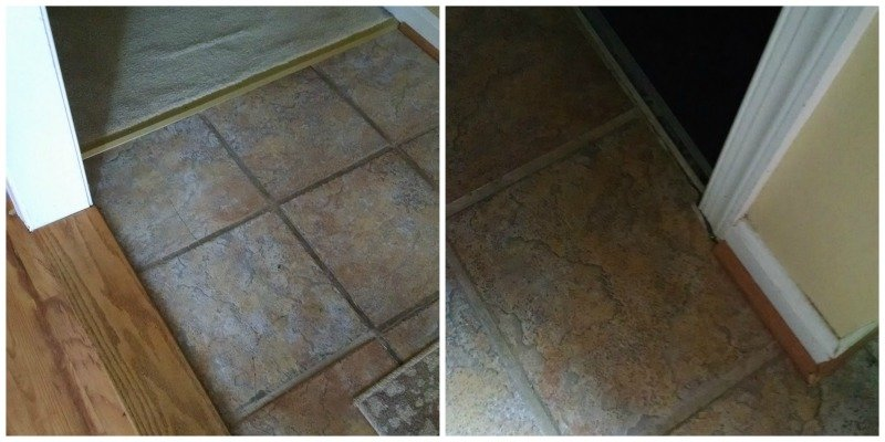 My embarrassing floors! How to save money on new flooring
