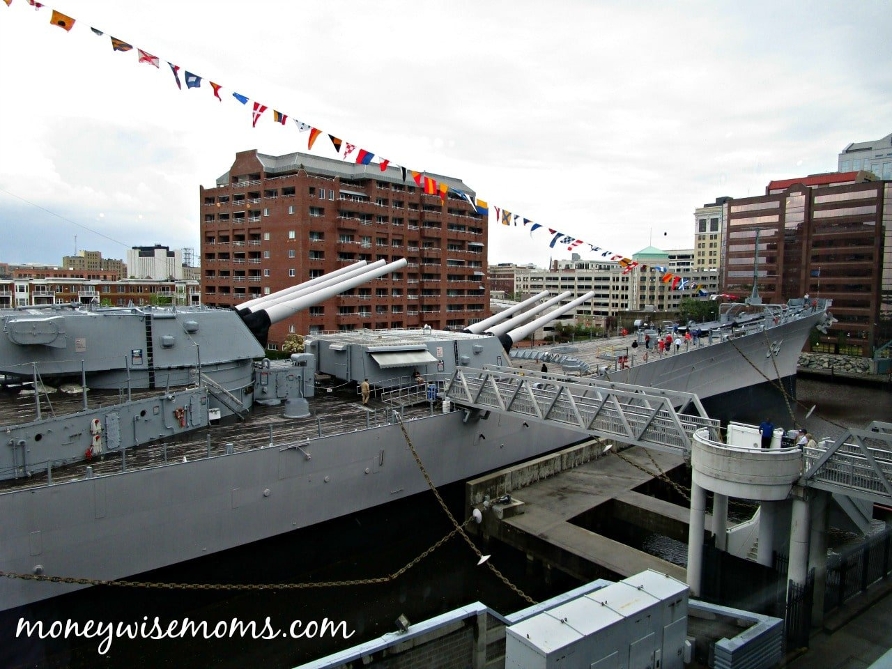 Nauticus and Battleship Wisconsin | Family travel in Norfolk, Virginia