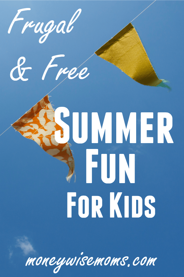 Frugal and Free Summer Fun for Kids