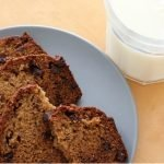 Easy recipe for Chocolate Chip Banana Bread using whole wheat flour
