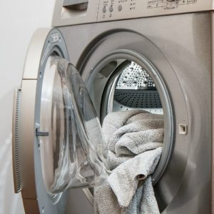 Update Your Laundry Room on a Budget
