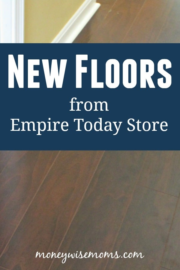 New Floors from Empire Today Store