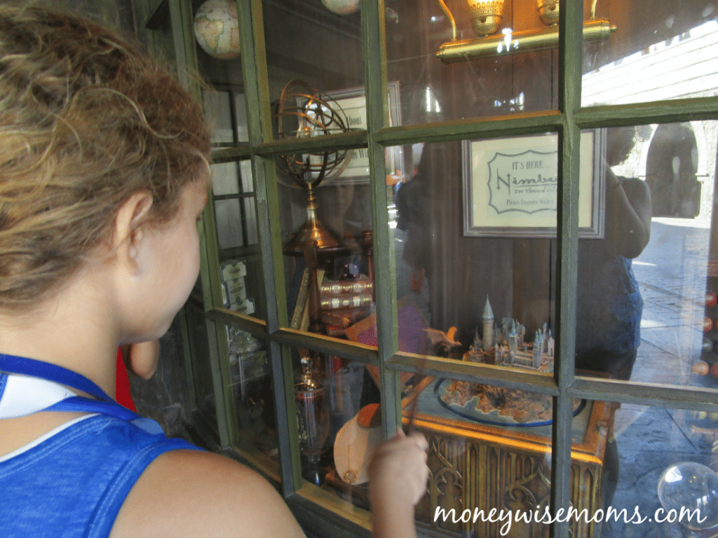 Casting Spells in Universal Orlando and Islands of Adventure