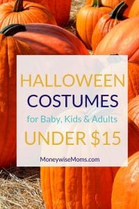 Halloween Costumes for less