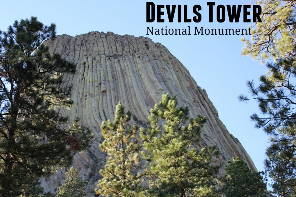 Head to Devils Tower National Monument in Wyoming for a hiking, amazing sights, and Native American history. The kids will love the Junior Ranger program!