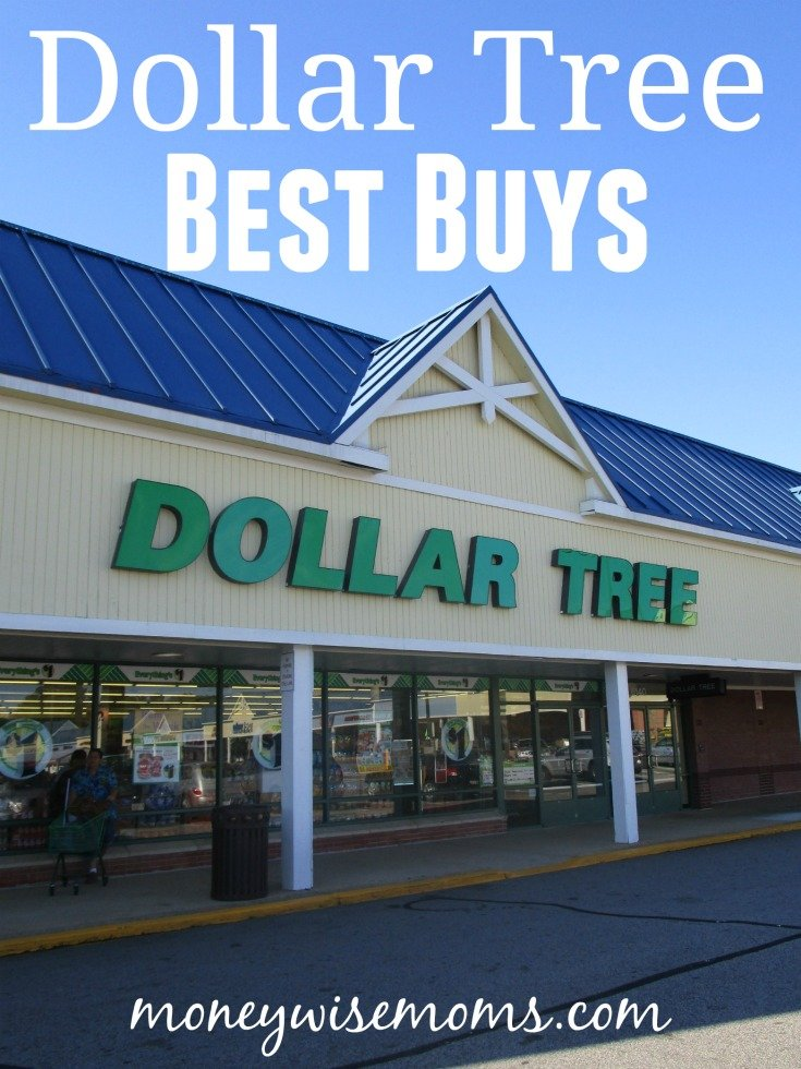 Dollar Tree Best Buys - great deals for thrifty frugal shoppers