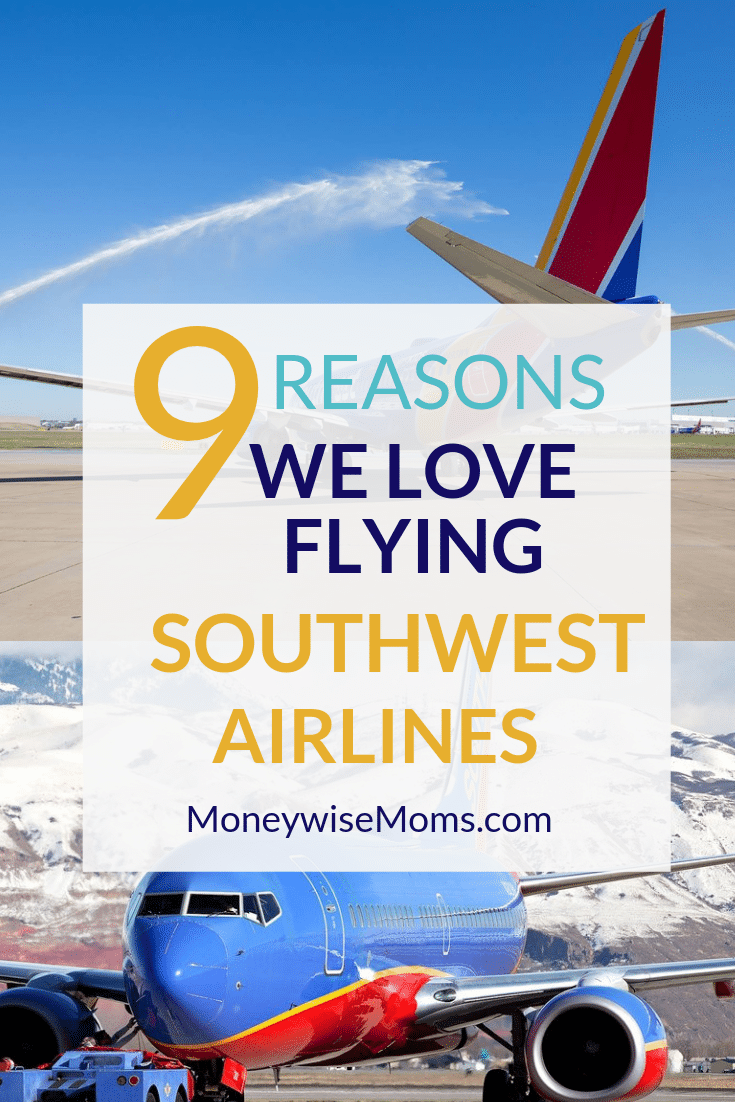Southwest Airlines - how to score frugal family travel