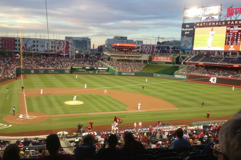 Best gifts for Washington Nationals fans