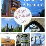 What WOWed us at Universal Orlando