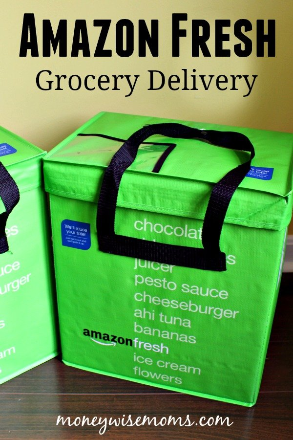 Amazon Fresh Review 2016 - Grocery Delivery