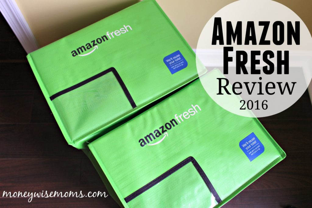 Amazon Fresh Review 2016
