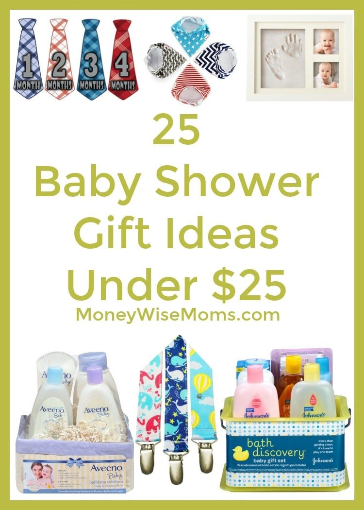 Frugal Baby Shower Gifts Under 25 Moneywise Moms