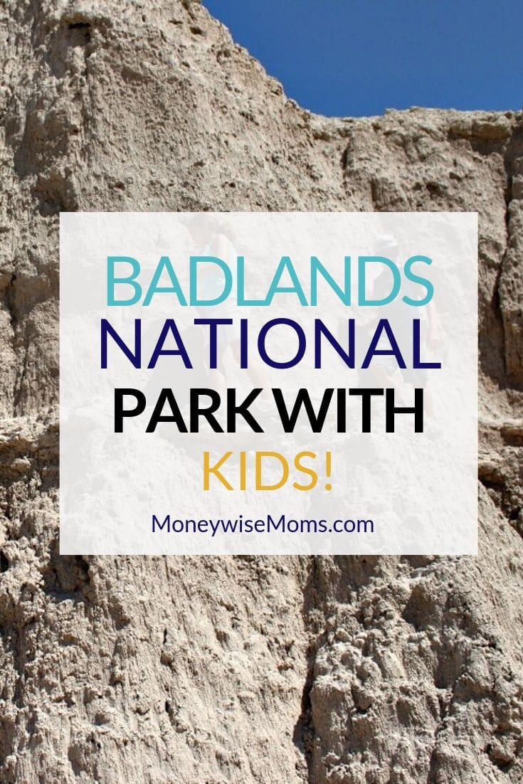 Plan to be in South Dakota on your family travels? As part of our 17-day road trip this summer, we crossed the state and found a fabulous place for exercise and learning. Badlands National Park is huge--244,000 acres winding through central and southwestern parts of the state.