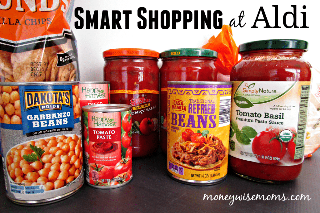 Smart Shopping at Aldi - my best buys and tips