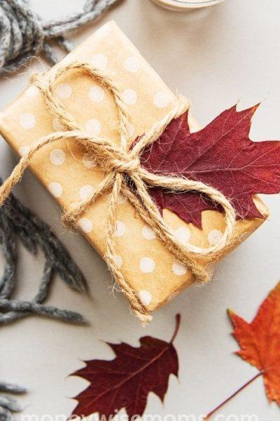 25 Gift Ideas for Fall Birthdays
