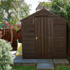 Ways to Update an Old Shed - home improvement on a budget