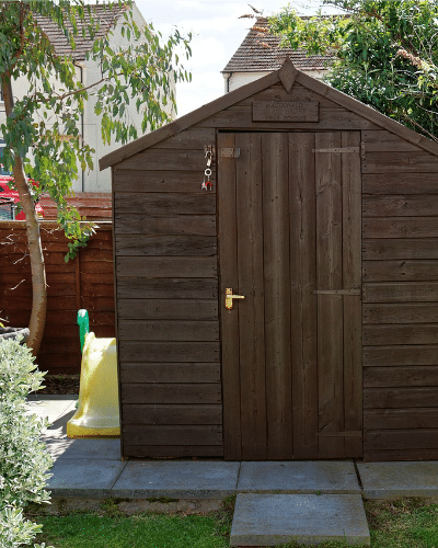 5 Ways to Update an Old Shed on a Budget