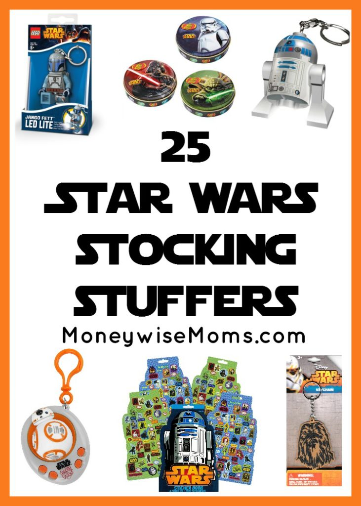 Star Wars Stocking Stuffers
