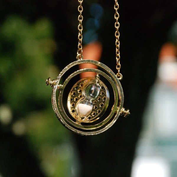 Hermione Traveling Necklace