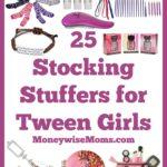 Stocking Stuffers for Tween Girls