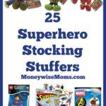 Superhero Stocking Stuffers
