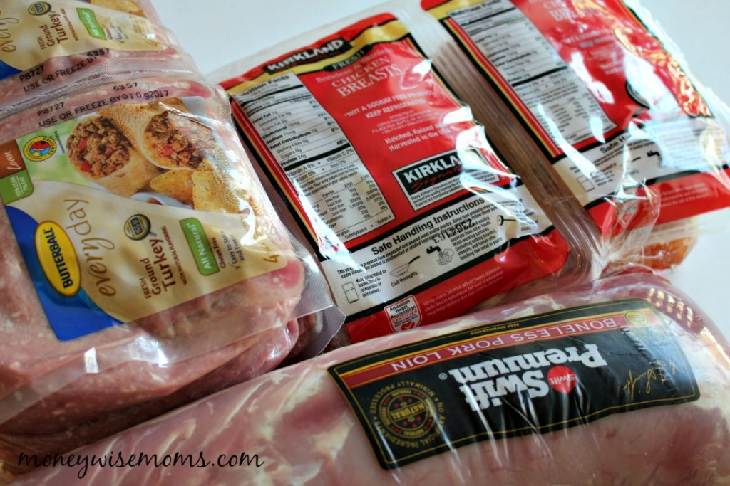 Costco proteins for Ultimate Winter Meal Plan