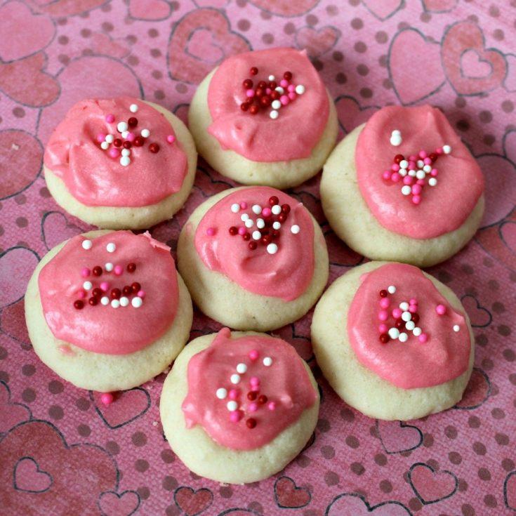 Valentine Raspberry Meltaways