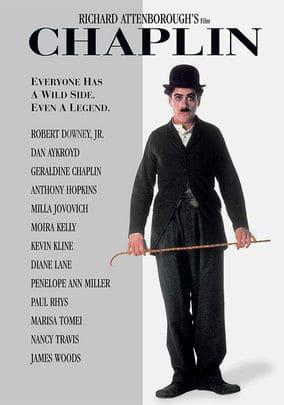 Chaplin - Movies Turning 25 in 2017