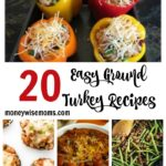 20 Easy Ground Turkey Recipes