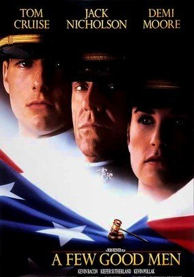 A Few Good Men - Movies Turning 25 in 2017