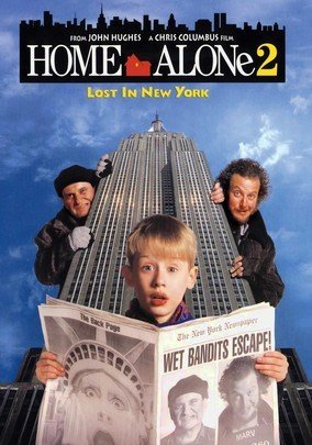 Home Alone 2: Lost in New York - Movies Turning 25 in 2017