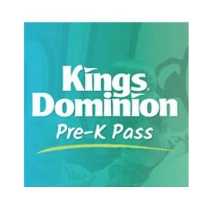 Free Pre-K Pass for Kings Dominion (Virginia)