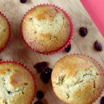 Orange Cranberry Muffins {Tasty Tuesdays}