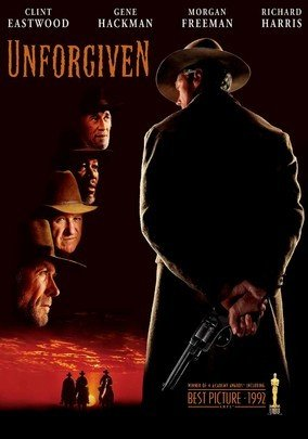 Unforgiven - Movies Turning 25 in 2017 - Movies Turning 25 in 2017