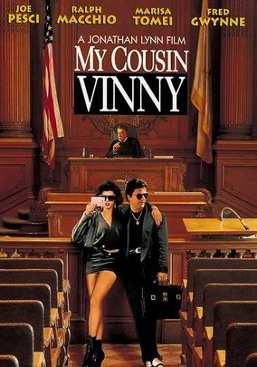 My Cousin Vinny - Movies Turning 25 in 2017