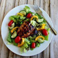 Balsamic Salmon {Easy Weeknight Meal}
